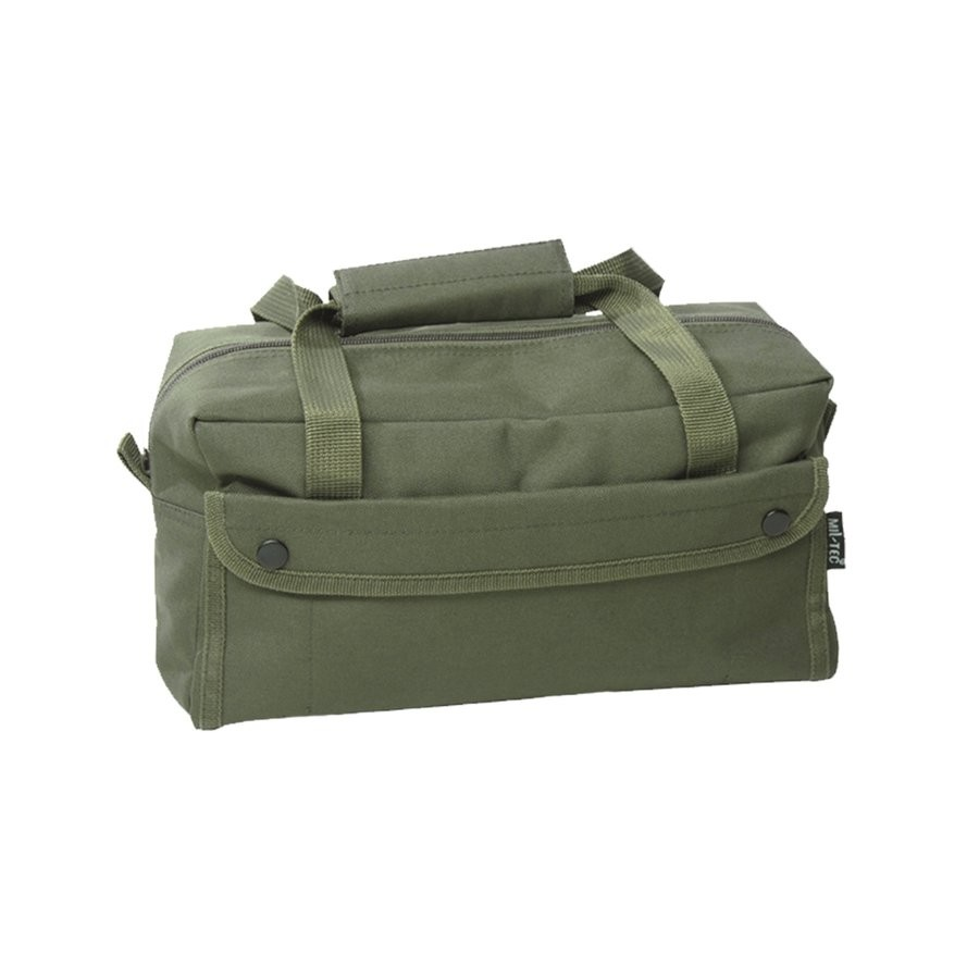 PARABELLUM Bolsa Porta-Cartuchos 100/% Poliester 31X15X12 CM