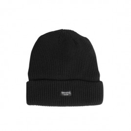 GORRO THINSULATE 100% POLIESTER NEGRO
