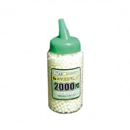 BIBERON 0,20G 2000PCS.