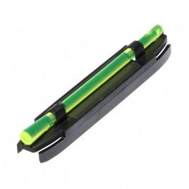Punto de mira magnético verde