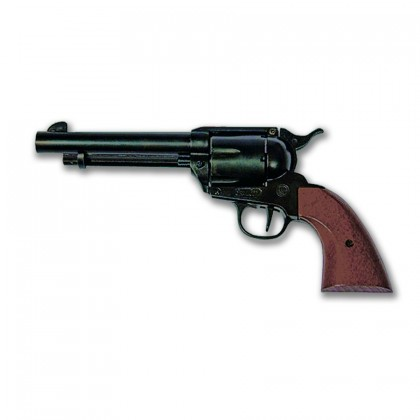 Revolver de Fogueo BRUNI western negro