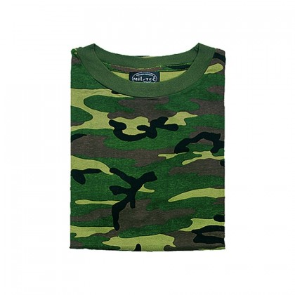 CAMISETA WOODLAND T.XL